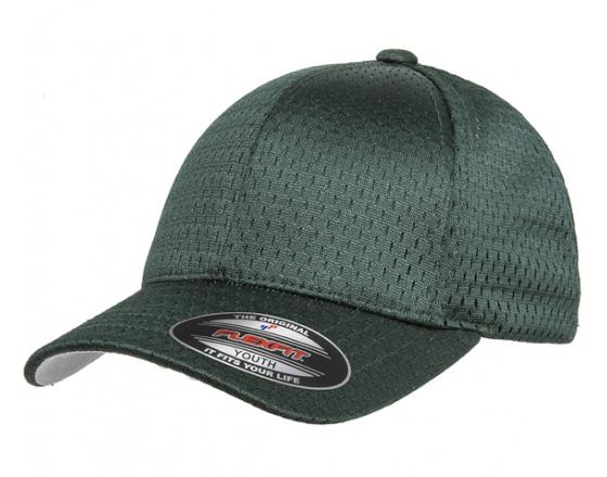 Wholesale Flexfit™ Youth Fitted Athletic Mesh Hats