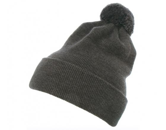Wholesale Flexfit™ Yupoong Cuffed Pom Beanies