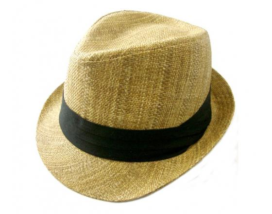 0a640a4260a Wholesale Hats  Wholesale Straw Pattern Fedora Hats with Band - FD222