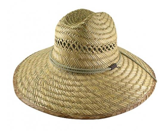 Wholesale Lifeguard Straw Hats
