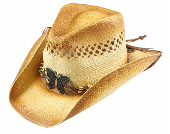 b3a87054e4544 Wholesale Hats · Straw Hats · Womens Cowboy Hats · SH6025. Add this color. Tea  Stain