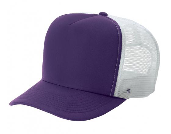 Purple/White