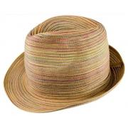 Wholesale Blended-Color Fedora Hats