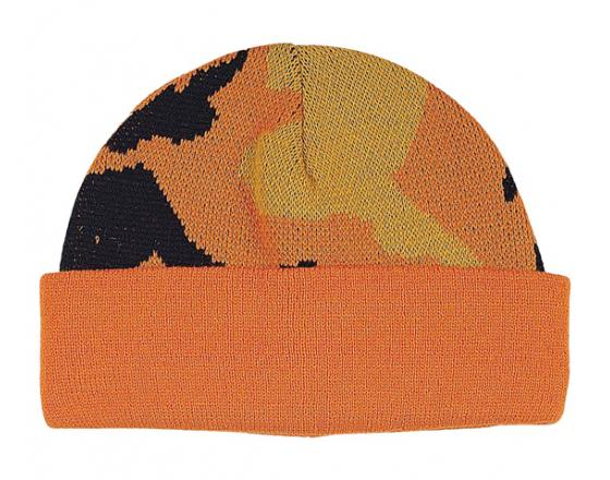 Wholesale Camouflage Knit Beanies