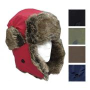 Wholesale Ultra-Suede Trapper Hats