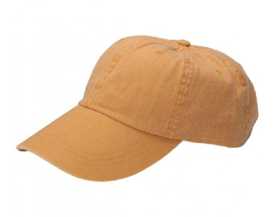 Wholesale Youth Pigment Dyed Washed Cotton Hats