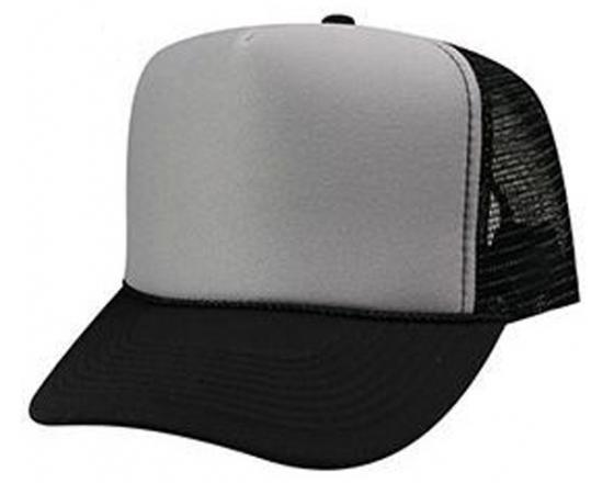 4c45e06e5ea Wholesale Foam Front Two Tone High Crown Trucker Hats - 39-169