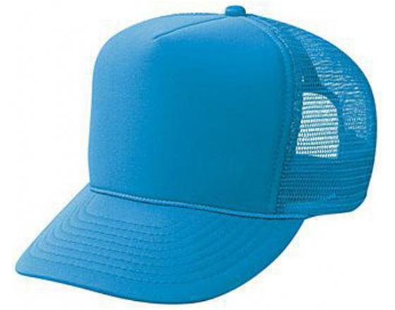 Wholesale Polyester Foam Front High Crown Trucker Hats