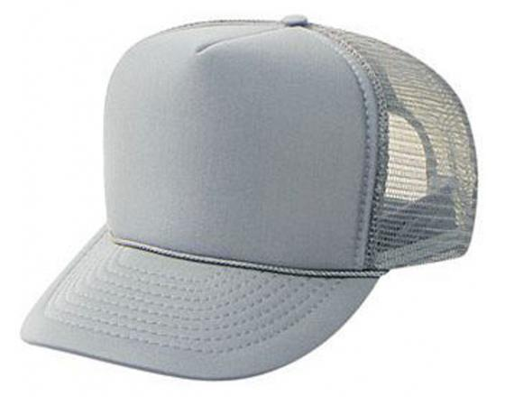 aea6f84f164 Wholesale Polyester Foam Front High Crown Trucker Hats - 39-165