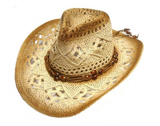 15f7e75e4e30a Wholesale Hats · Straw Hats · Cowboy Straw Hats · ST023. Add this color. Tea  Stained
