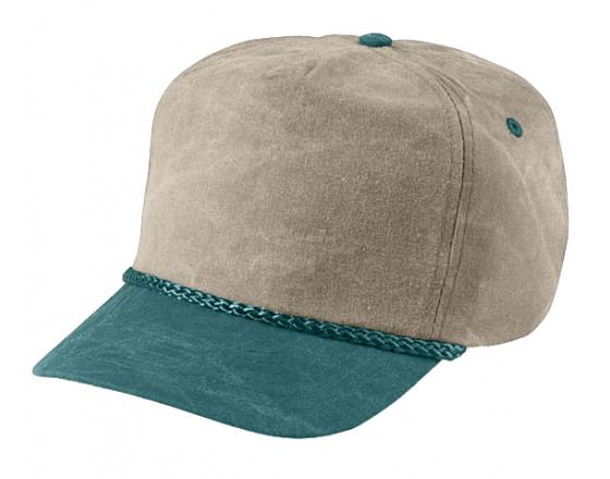 Wholesale Two-Tone Stonewashed Canvas Hats