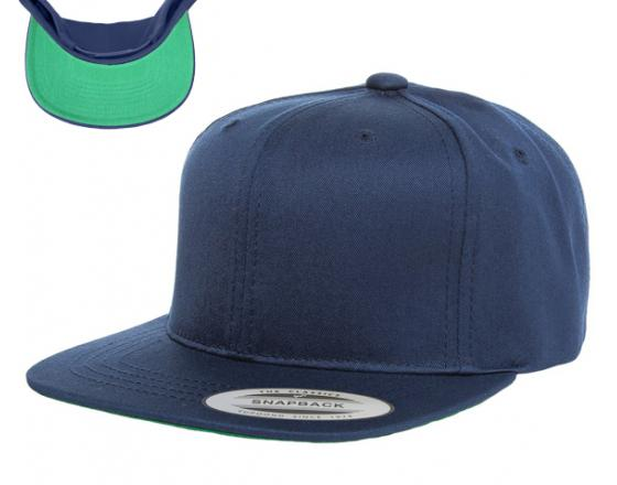 Wholesale Flexfit™ Yupoong Youth Pro Style Cotton Twill Snapback Hats