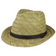 d0663923bd015 Traditional Straw Fedora Hats