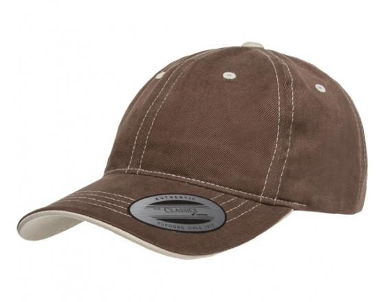 9c20a04d02585 Wholesale Flexfit™ Yupoong Brushed Twill Unstructured Hats - 6161