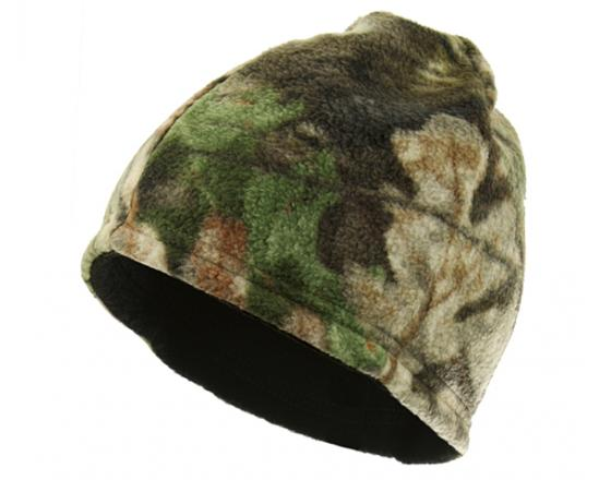 e8a5f050eec Wholesale Licensed Camouflage Reversible Fleece Beanie with ...