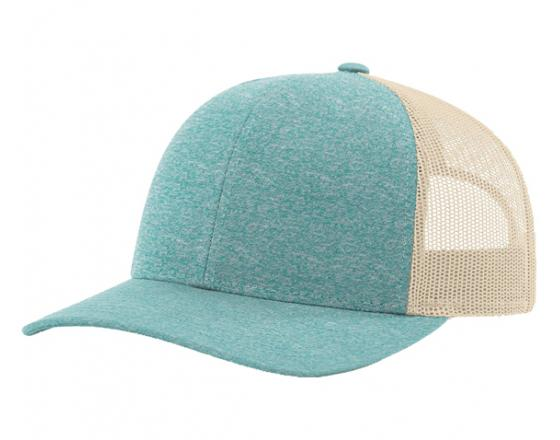 a1620aeb Wholesale Richardson® Heathered Low Profile Trucker Hats - 115CH