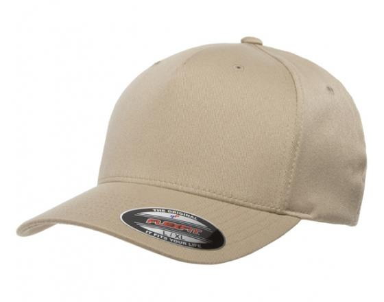 Wholesale Flexfit™ Yupoong Fitted Five Panel Hats