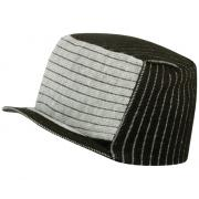 Wholesale Ultra Soft Acrylic Trucker Knit 2-Tone Beanies with Brim