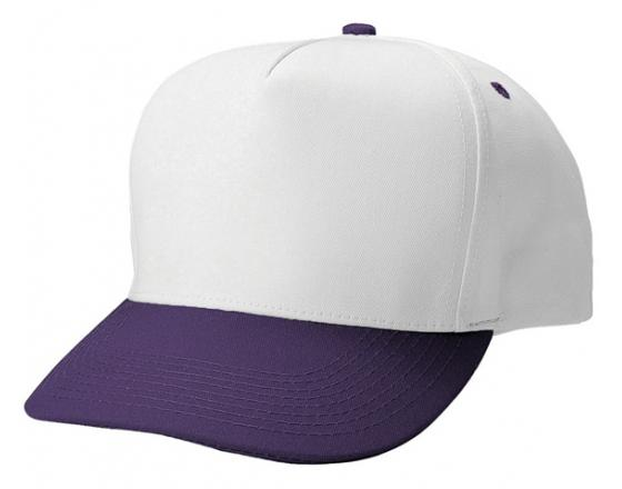 White/Purple