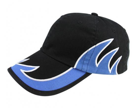 93ea55c78713af Wholesale Youth Low Profile Washed Cotton Twill Flame Hats - 6979Y