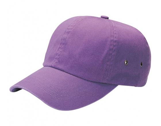 Wholesale Normal Dyed Washed Cotton Twill Hats