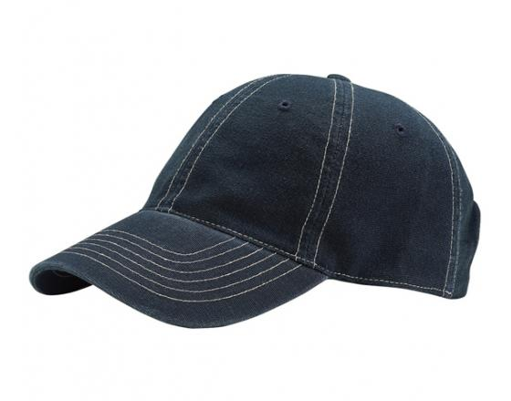 Wholesale Deluxe Brushed Cotton Contrasting Stitched Hats