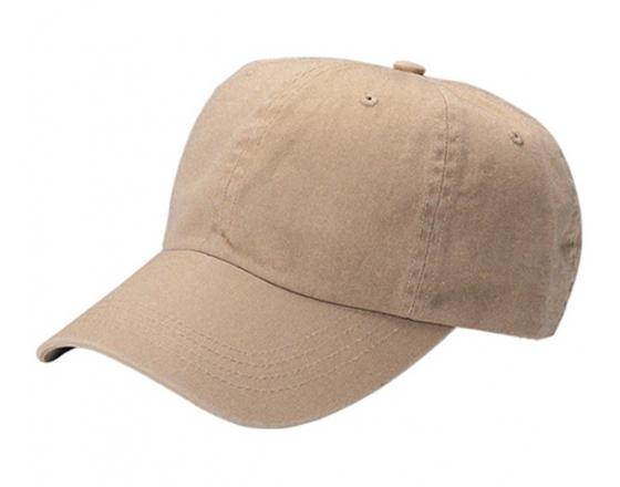 Wholesale Deluxe Cotton Twill Normal Dyed Hats