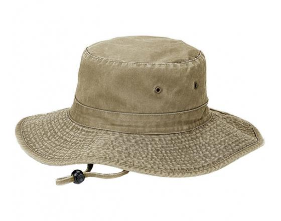 a0fe71bee59 Wholesale Pigment Dyed Twill Washed Bucket Hats - 7804A