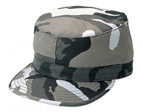 Wholesale Camouflage Twill Army Hats
