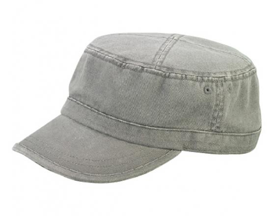 Wholesale Enzyme Washed Cotton Twill Army Hats