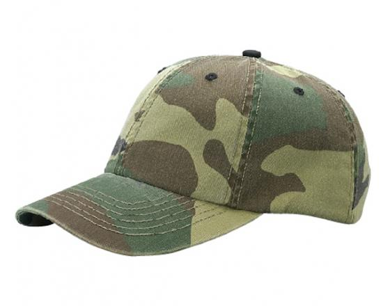921b8b9935443 Wholesale Enzyme Washed Camouflage Hats - 9031