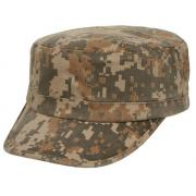 Wholesale Camo Washed Cotton Twill Army Hats