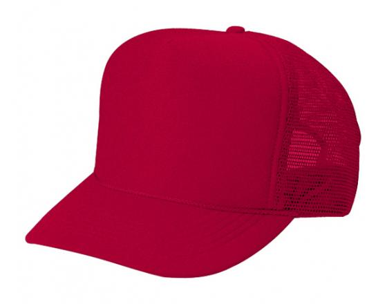 075157a6 Wholesale Polyester Mesh Back Trucker Hats - 7445