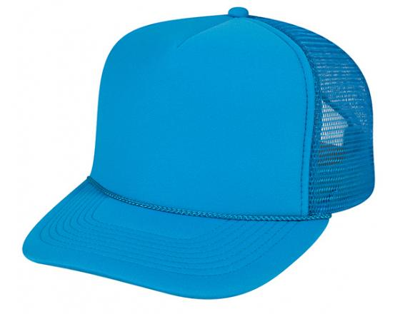 0abca0d872eb77 Wholesale Traditional Style Neon Mesh Back Trucker Hats - 55-133