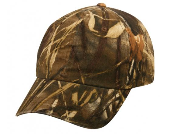 Wholesale Licensed Cotton Twill Camouflage Hats