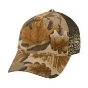 Wholesale Licensed Brushed Twill Camouflage Mesh Back Hats